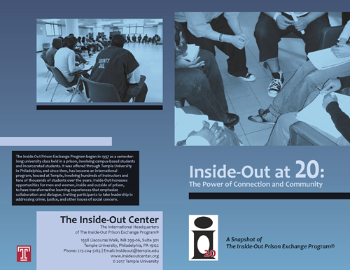 Inside-Out annual report cover