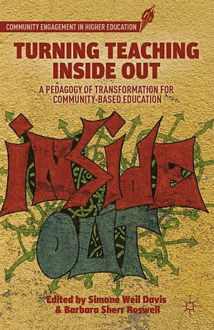 Book cover – Turning Teaching Inside-Out